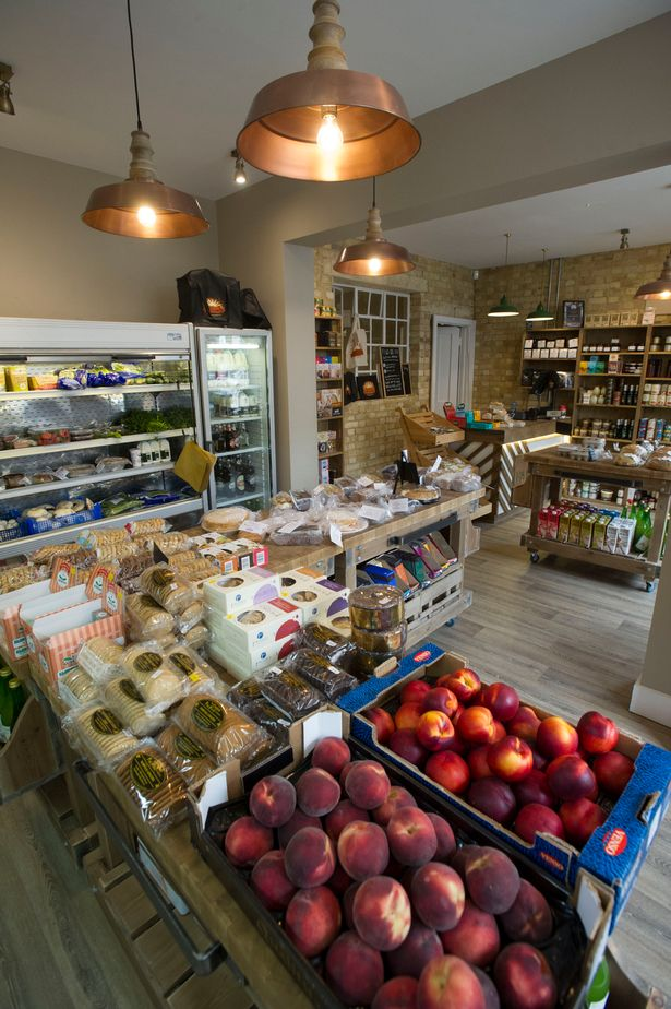 Radmore Farm Shop